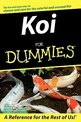 Koi for Dummies By Bartlett, R. D./ Bartlett, Patricia